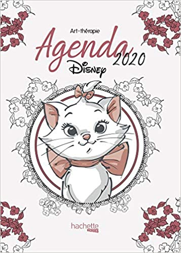 Art-Thérapie Agenda Disney 2020 (Heroes): Amazon.es ...