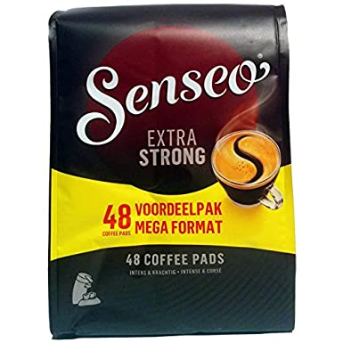 Douwe Egberts Senseo - Almohadillas extra fuertes: Amazon ...