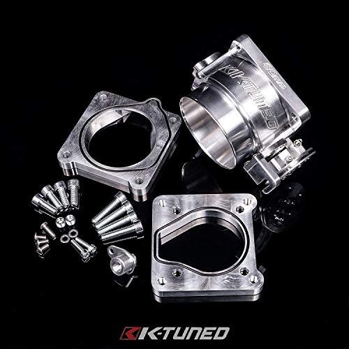 K-Tuned 80mm K-Series Throttle Body - With RBC Adapter
