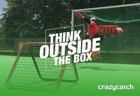 Crazy Catch Wildchild Classic 2.0 Rebound-Netz f/ür Hockey und Cricket