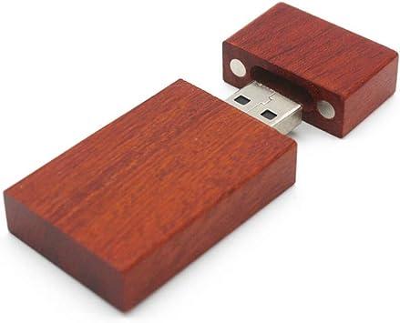 ToomLight USB Flash Drive de Madera + Caja Pendrive 4GB 8GB 16GB 32GB 94GB Diseño para Fotografía Regalo de Boda: Amazon.es: Electrónica