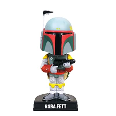 Boba Fett Bobble Head: Funko Wacky Wobbler:: Toys & Games
