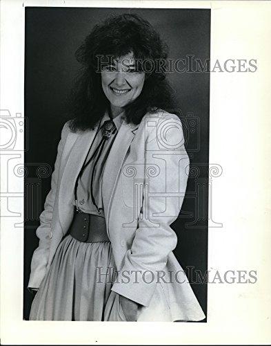 Joseph Amazing Technicolor Dreamcoat Costumes (1982 Press Photo Judith Dolan, innovative costume maker - ora21412)
