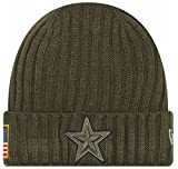 Dallas Cowboys Salute to Service 2017 Knit Hat