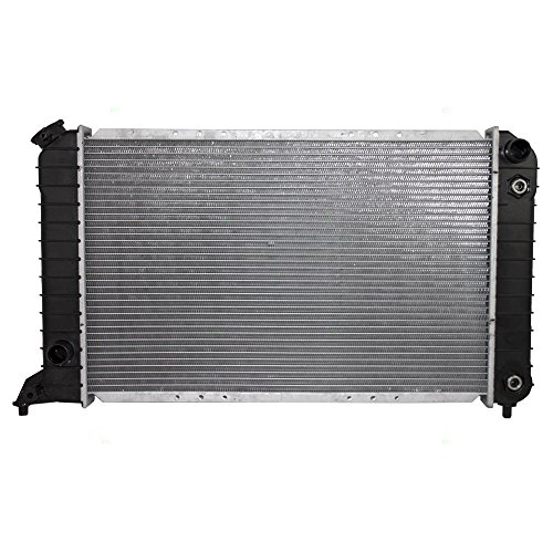 Radiator Assembly Replacement for Chevrolet GMC Isuzu Pickup Truck 8-89040-307-0 AutoAndArt