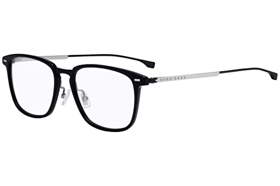 c1faa68af69 Amazon.com  Hugo Boss 0975 Eyeglasses 51-18-145 Brown w Demo Clear ...