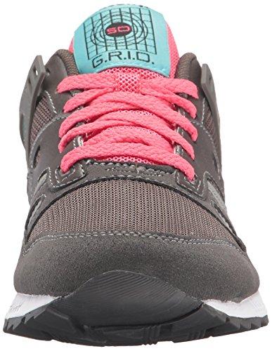 Saucony Originelen Heren Raster Sd Sneakers Bruin