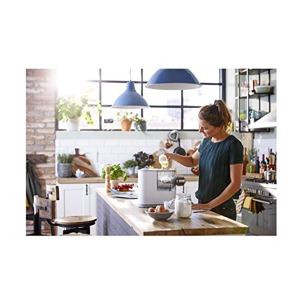 Philips HR2345/19 Viva Collection Pastamaker 150 W, Bianco 3