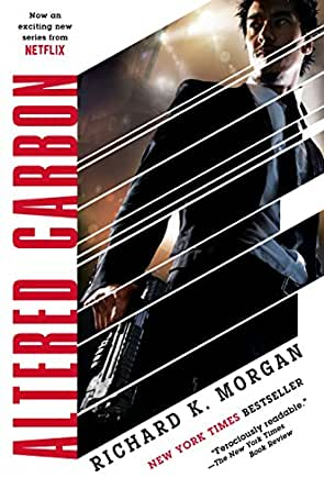Altered Carbon (Takeshi Kovacs Novels Book 1) (English Edition ...