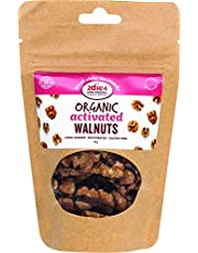 2DIE4 Live Foods Activated Organic Walnuts 40 g