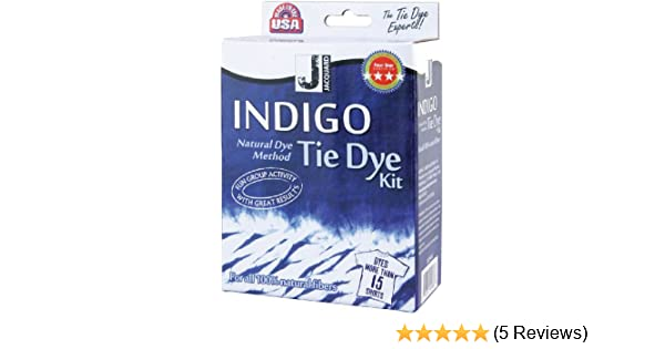 747de9c1326 Amazon.com  Brand New Jacquard Tie-Dye Kit-Indigo Brand New