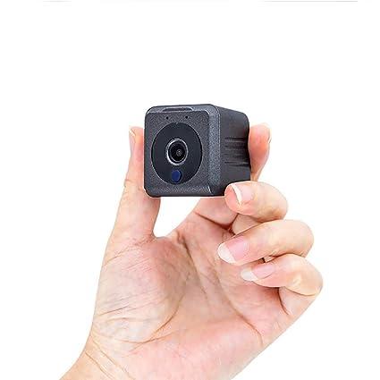 Mini Espía Oculta Cámara, Wireless Wifi Portátil Survelliance Cámara De Seguridad, IP Encubierta Cámaras
