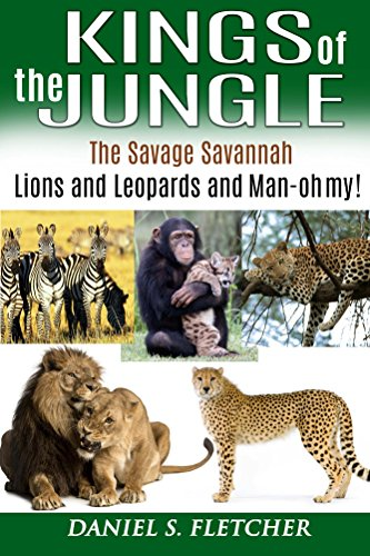 Kings of the Jungle: The Savage Savannah - Lions and Leopards and Man, Oh My! (Savannah Leopard)