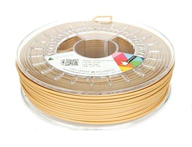 Smartfil WOOD, 2.85mm, Cedar, 750g Filamento para Impresión 3D de ...