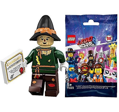 LEGO Movie Series 2 - Scarecrow from The Wizard of Oz (71023)]()