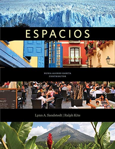Espacios (World Languages)