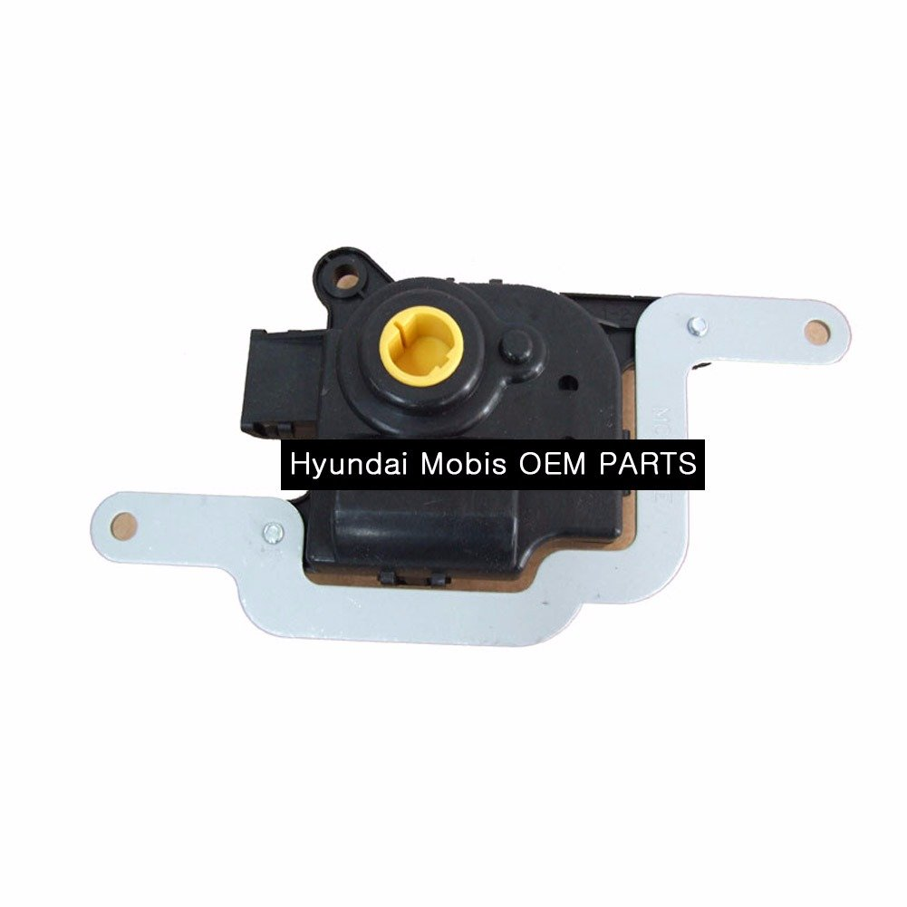 HYUNDAI HVAC Floor Mode Door Actuator 2008-11 Elantra Touring/i30 OEM Parts by HYUNDAI