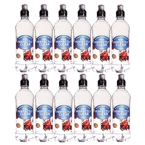 Perfectly Clear Still Cherry Flavoured Water 500ml x 12