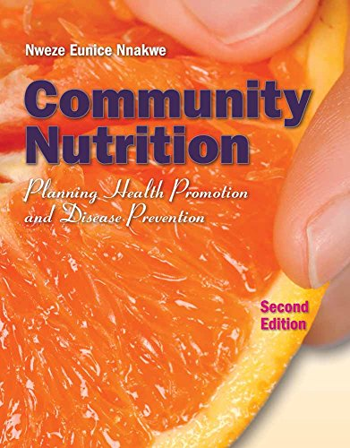 Community Nutrition: Planning Health Promotion and Disease Prevention - BOOK ONLY