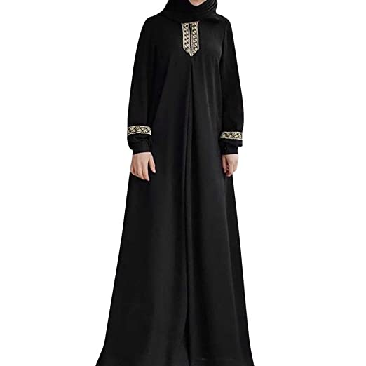 4c0e1c8d7b4 YOcheerful Kaftan Long Dress for Women