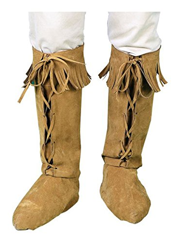 Fringe Indian Boot Tops