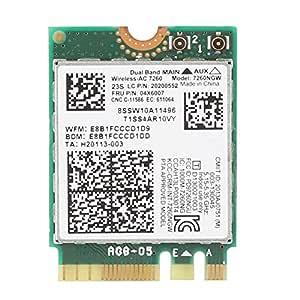Simlug Tarjeta de Red inalámbrica de Banda Dual AC 867Mbps: Amazon ...
