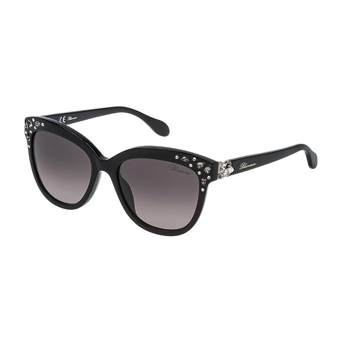 Blumarine - Gafas de sol - para mujer negro negro: Amazon.es ...
