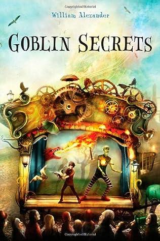 book cover of Goblin Secrets