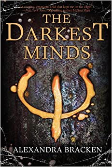 Image result for the darkest minds book cover amazon