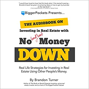 Amazon com: The Book on Investing In Real Estate with No