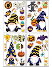 BESPORTBLE 24Pcs Decorative Stickers Christmas Gifts Wrapping Stickers (Assorted Color)
