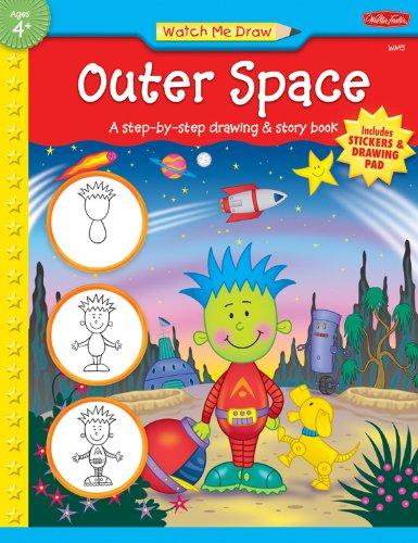 Watch Me Draw: Outer Space pdf epub