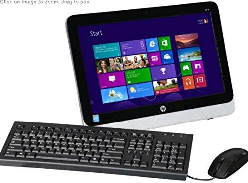 UPC 788679079311, HP 19.5 Inch All in One Computer, 19.5 Inch HD+ Display, Intel Celeron 2.41 GHz Processor, 4GB RAM, 500GB HDD (Certified Refurbished)