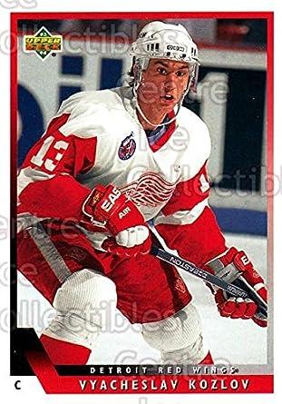 Amazoncom Ci Vyacheslav Kozlov Hockey Card 1993 94 Upper Deck