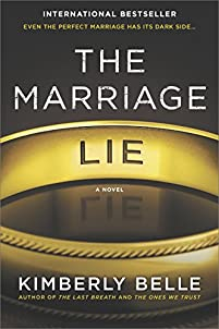 The Marriage Lie by Kimberly Belle ebook deal