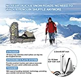 Unigear Ice Cleats, Snow Traction Cleats Crampons