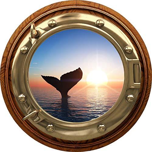Whale Porthole - 18