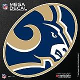 St. Louis Rams 12''x12'' Mega Decal