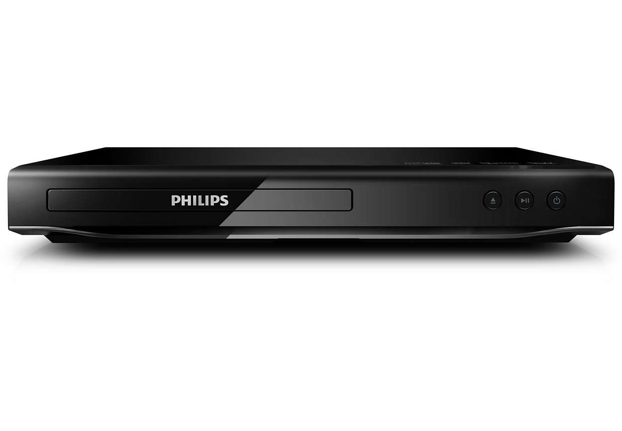 Philips All Multi Region Code Zone Free DVD Player PAL NTSC Conversion Compatible