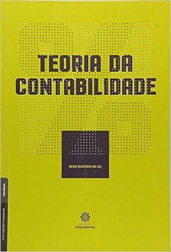 Book Teoria da Contabilidade - Serie Gestao Financeira