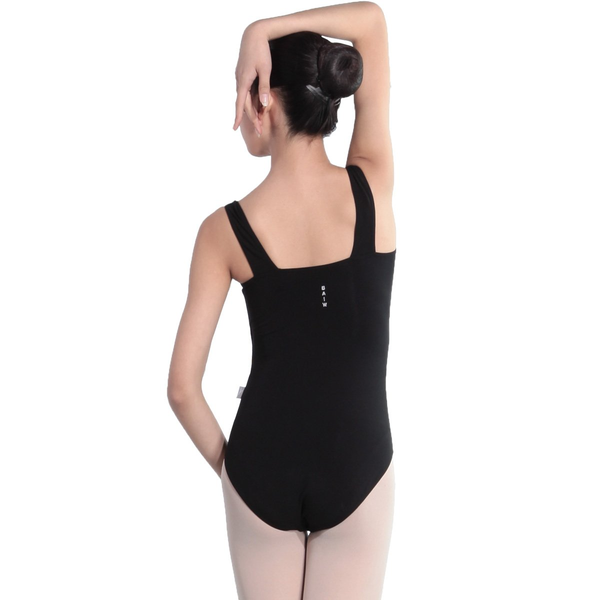 115141013 Ballet Leotard Wide Strap Leotard