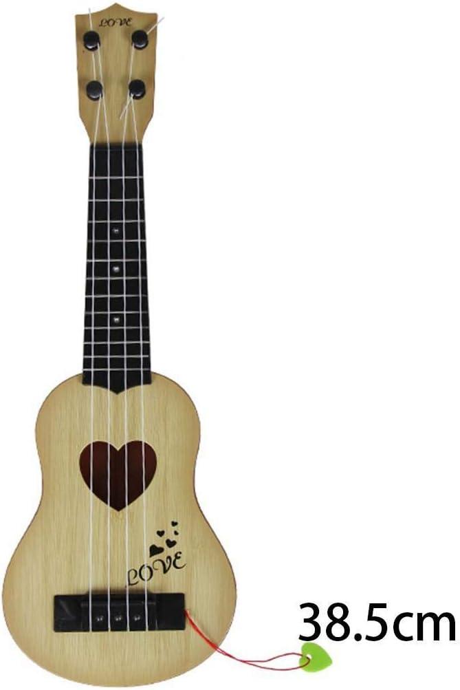 Acecoree Gitarreninstrument Spielzeug Kinder Kinder k/önnen Simulation Gitarre Spielzeug Musikinstrumente Spielzeug Spielen