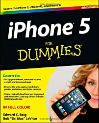 Image of the product iPhone 5 For Dummies that is listed on the catalogue brand of Brand: For Dummies.