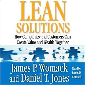 Lean Solutions Audiobook