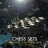 Chess Sets Mini Wall Calendar 2018: 16 Month Calendar
