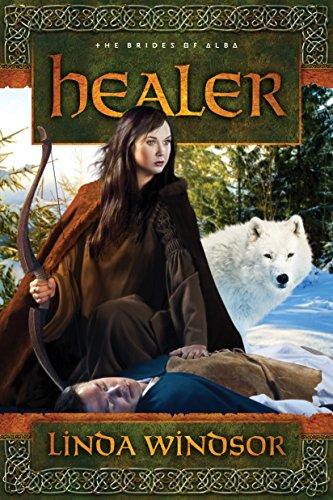 Healer: A Novel (The Brides of Alba Series Book 1)