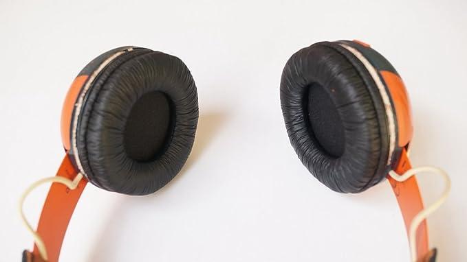 Almohadillas de repuesto para auriculares inalámbricos Skullcandy Grind y Grind de piel para reparar almohadillas de
