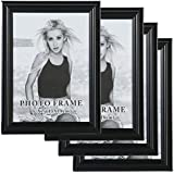 Giftgarden Wall Picture Frame 5x7 for Multi Photo 5 by 7 Inch, 4 pcs Package