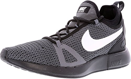 NIKE Women's Duel Racer Running Training Shoes-Black/White/Dark Grey – DiZiSports Store