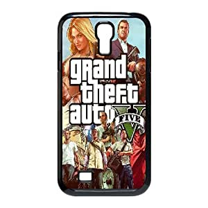 Samsung Galaxy S4 I9500 Phone Case Grand Theft Auto B8T90647